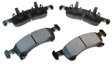 Disc Brake Pad Set-Semi-metallic Pads Front Autopartsource MF934