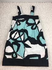 Diane von Furstenberg DVF Baby Gap Girls Dress 5 Multicolor Floral Cotton Pocket