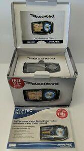 ALPINE Blackbird pmd-b100 Navigation /MP3 Player / Built-in FM Modulator *NEW*