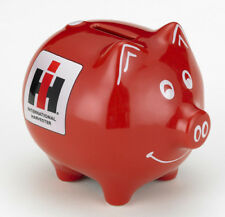IH International Harvester Farmall Piggy Bank - FREE SHIPPING