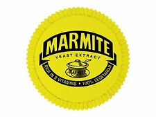 Official Marmite Novelty Lid Shaped Drinks Coaster Mat - Makes the Perfect Gift!