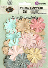 Prima Flowers 36 Flowers Something Blue Collection Prima Inc. 575267 NEW