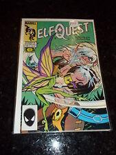ELFQUEST Comic - Vol 2 - No 16 - Date 11/1986 - MARVEL Comic