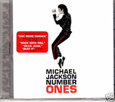 Michael Jackson  Number Ones   BRAND NEW SEALED  CD