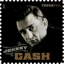 US 4789 Music Icons Johnny Cash forever single MNH 2013