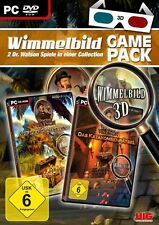 Wimmelbild Game Pack 3D - Dr. Watson 1+2 - PC Game - *NEU*
