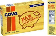 Goya Ham Flavor Seasoning 3.52 oz Econo Pak