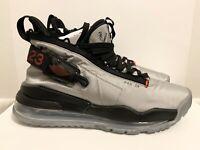 NEW Nike Air Jordan Proto Max 720 Metallic Silver/Red Johnny Kilroy BQ6623-002