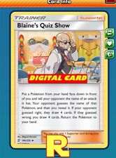 for Pokemon TCG Online DIGITAL ptcgo in Game Card 2x Fairy Charm UB