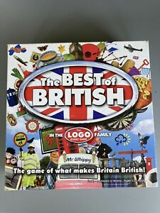 The Best of British The LOGO Board Game