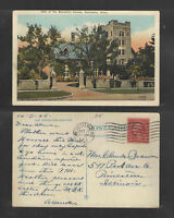 1925 ONE OF THE BEAUTIFUL HOMES ROCHESTER MINN POSTCARD