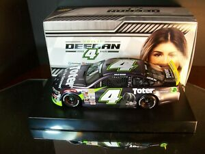 Hailie Deegan #4 Toter Color Chrome 2020 Ford Fusion 1:24 Lionel 108 Made DIN#57