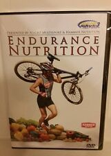 ENDURANCE NUTRITION FACTORY SEALED DVD! FREE 1ST CLASS SHIPPING! GREAT GIFT HERE