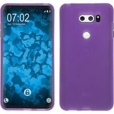 For LG V30 V20 V10 G6 G5 G4 G3 Matte Frosted Gel TPU Silicone Case Cover Skin