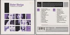 SISTER SLEDGE Definitive Groove Collection 2006 Rhino 2 Disc CD Set (Anthology)