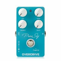 Caline Classic Overdrive Pedal Electric Guitar Effects Pedal True Bypass with...