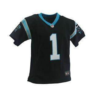 Carolina Panthers Cam Newton NFL Nike Children's Youth Kids Size Jersey New Tag