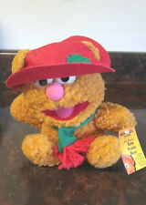 Vintage McDonald's Jim Henson Baby Fozzie Bear 1988- New with Tag!