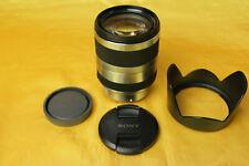 SONY SEL18200 E 3.5-6.3/18-200mm OSS E-mount lens