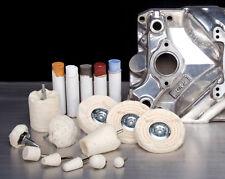 EASTWOOD 17 Piece Polishing Kit - steel, stainless, aluminum, plastic p/n 50341