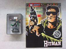 Hitman #36 ~ DC Comics Lead Figure ~ Super Hero Collection Eaglemoss (2009)