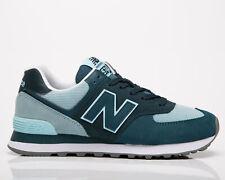 New Balance 574 женские Trek бирюзовый низкий повседневные спортивные повседневные кроссовки, обувь
