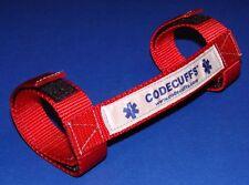 Sav-A-Jake Firefighter Paramedic Codecuffs - Red