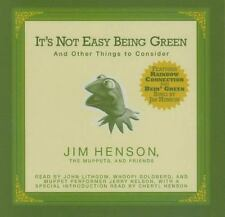 Unknown Artist Its Not Easy Being Green: And Other Thin CD