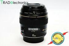 (💎Mint)Canon EF 85mm f1.8 USM telephoto lens Prime lens Suits 6D 5D AUstock