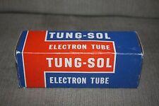Vintage Tung-Sol Electron Vacuum Tube # 19BG6G With The Original Box