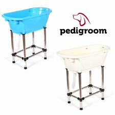 Dog Grooming Bath Cat Bath Tub by Pedigroom Professional Pet Bathtub