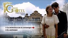 Gran Hotel... Telenovela Completa Española 3 Temporadas 13 Dvds