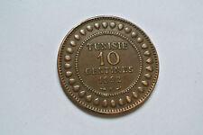 TUNISIE 10 CENTIMES 1892 A TTB++