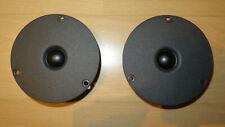1 Paar Monitor Audio Hochtöner Tweeter Dome Driver Speaker 1 Pair 343 MA 25-35