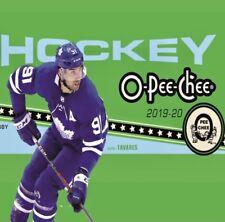 19-20 O-Pee-Chee Rc's, Blue, Retro, Glossy, Platinum, Caramel (You Pick) 2/4/21