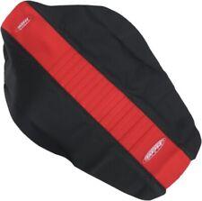SDG Pleat Gripper Seat Cover Red/Black 96334RK 0821-1752 Pleat