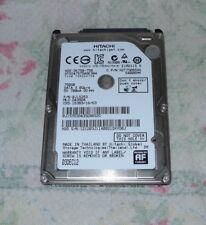 "HARD DISK HITACHI 750Gb SATA 2.5"" HTS547575A9E384 HDD: 5K750-750 P/N: 0J15353"