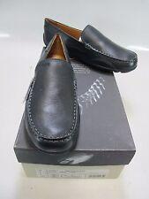 GEOX Boys JR MOCASSINI YOUTH Navy Loafers US-5; EU-37 (J22G5C)