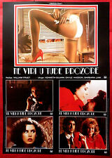 BEDROOM EYES 1984 SEXY BARBARA JAYNE CATLING LAW KIP GILMAN  EXYU MOVIE POSTER