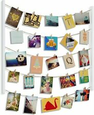 Umbra HANGIT Photo Display WHITE Multi Picture COLLAGE Frame MEMO HOLDER