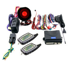 2 Way Car Alarm with 2 Pager Remote Start ip802fs §