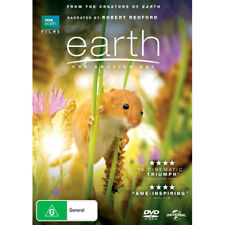 Earth: One Amazing Day NEW DVD (Region 4 Australia)