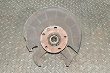 SKODA OCTAVIA 1.9 TDI 2010 RHD SPINDLE KNUCKLE WHEEL HUB FRONT RIGHT OFF SIDE