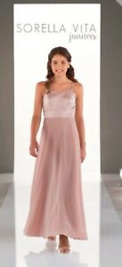 Brand New Sorella Vita Junior Bridesmaid/ Formal Prom Dress