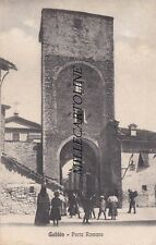 GUBBIO: Porta Romana    1900