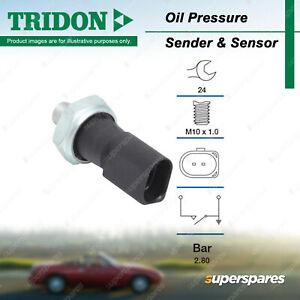 Tridon Oil Pressure Light Switch for Audi A6 A4 A5 A7 Q5 Q7 S4 S5 2.8L 3.0L 3.2L