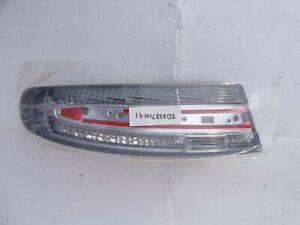 NEW ASTON MARTIN DBS DB9 Vantage Clear LED Left Tail light OEM Virage Volante
