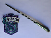 Slytherin Hogwarts House Harry Potter Wand!