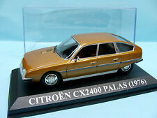 9855 ALTAYA / IXO / CITROEN CX 2400 PALLAS 1976 1/43