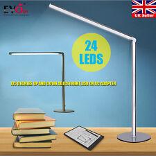 Rotatable USB Adjustable Study Reading Light Bright LED Table Desk Lamp
